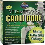 Vitamin Code - Grow Bone System