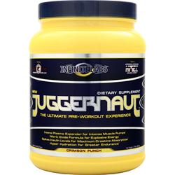 Infinite Labs Juggernaut Crimson Punch 1.75 lbs
