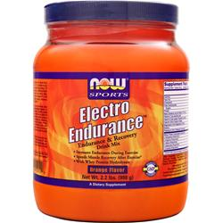 Now Electro Endurance Orange 2.2 lbs