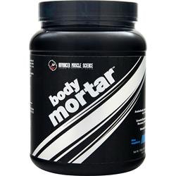 Advanced Muscle Science Body Mortar Blue Raspberry 1350 grams