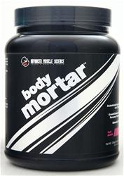 ADVANCED MUSCLE SCIENCE Body Mortar Fruit Punch 1350 grams