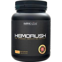 Nutrabolics Hemorush Fruit Punch 2.2 lbs