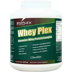 BIOPLEX NUTRITION Whey Plex Chocolate 5 lbs