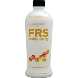 FRS Liquid Concentrate Low Cal Peach Mango 32 fl.oz