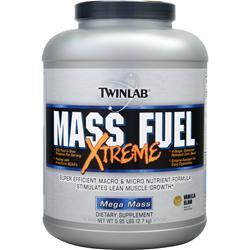 TWINLAB Mass Fuel Xtreme Vanilla Slam 5.95 lbs