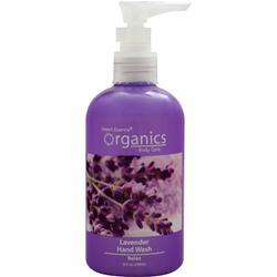 DESERT ESSENCE Organic Body Care Hand Wash Lavender 8 fl.oz