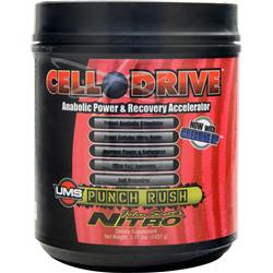 JOHN SCOTT'S NITRO Cell-Drive Punch Rush 3.17 lbs