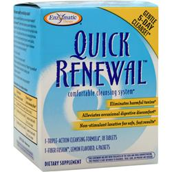 ENZYMATIC THERAPY Quick Renewal 5-Day Cleanse 1 kit