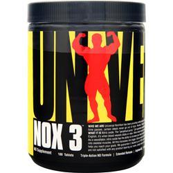 Universal Nutrition NOX3 180 caps