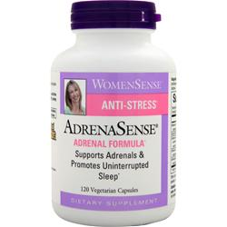 NATURAL FACTORS WomenSense Anti-Stress AdrenaSense 120 vcaps