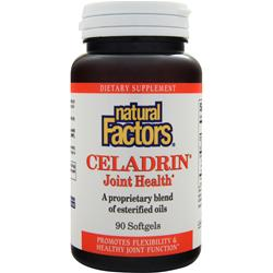 NATURAL FACTORS Celadrin 90 sgels