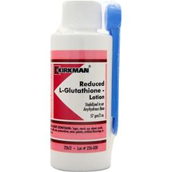 Kirkman Reduced L-Glutathione Lotion 2 oz
