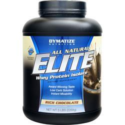 Elite whey protein review