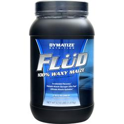 DYMATIZE NUTRITION Flud (100% Waxy Maize) Unflavored 4.14 lbs