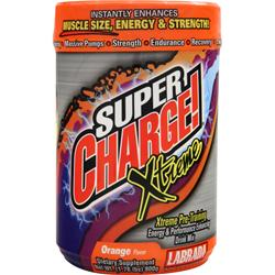 LABRADA Super Charge! Xtreme Orange 800 grams