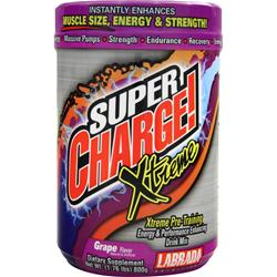 LABRADA Super Charge! Xtreme Grape 800 grams