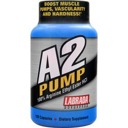 LABRADA A2 Pump 120 caps