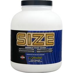 JOHN SCOTT'S NITRO Size - Anabolic Mass Gainer Vanilla Bean Ice Cream 8.8 lbs