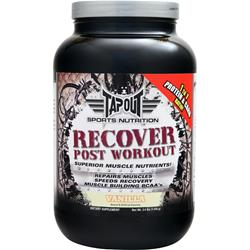 TAPOUT Recover Post Workout Vanilla 3.4 lbs