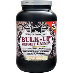 TAPOUT Bulk-Up Vanilla 3.4 lbs