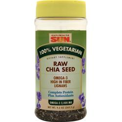 HEALTH FROM THE SUN Raw Chia Seed 9.5 oz