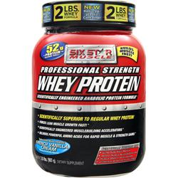 IOVATE Professional Strength Whey Protein French Vanilla 2 lbs