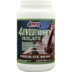 4 EVER FIT 4Ever Whey Isolate Chocolate Shake 1.8 lbs