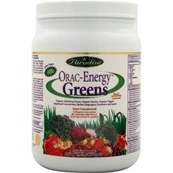 PARADISE HERBS Orac-Energy Greens Powder 12.8 oz