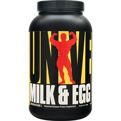 UNIVERSAL NUTRITION Milk & Egg Protein Chocolate 3 lbs