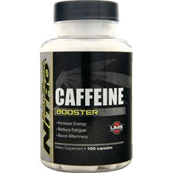 John Scott's Nitro Caffeine Booster 100 caps
