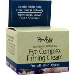 Reviva Labs Eye Complex Firming Cream for All Skin Types .75 oz