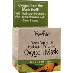 REVIVA LABS Oxygen Mask 1.5 oz