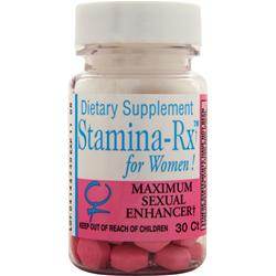 Hi-Tech Pharmaceuticals Stamina-Rx for Women 30 tabs