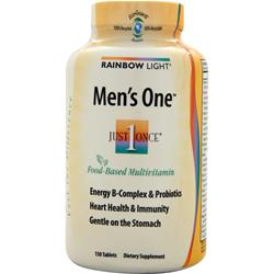 RAINBOW LIGHT Just Once Men's One Multi 150 tabs