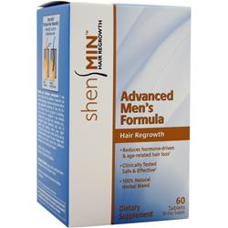SHEN MIN Hair Nutrient Advanced Men's Formula 60 tabs