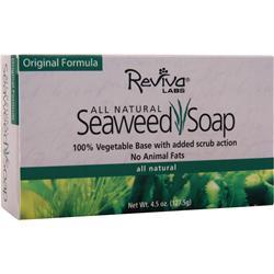 Reviva Labs All Natural Soap Seaweed 4.5 oz