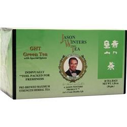 JASON WINTERS Jason Winters Tea Bags GHT Green Tea 30 pckts