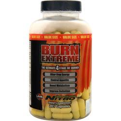 John Scott's Nitro Burn Extreme 201 caps