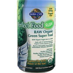 GARDEN OF LIFE Perfect Food Raw Powder 240 grams