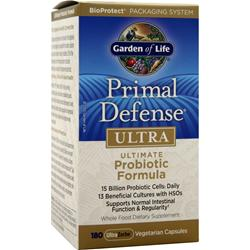 GARDEN OF LIFE Primal Defense Ultra 216 vcaps