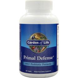 GARDEN OF LIFE Primal Defense 180 caps