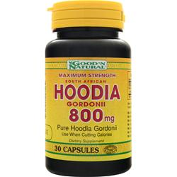 GOOD 'N NATURAL Hoodia Gordonii (800mg) 30 caps
