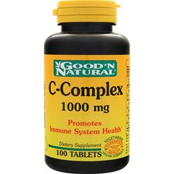 Good 'N Natural C-Complex 1000mg 100 tabs