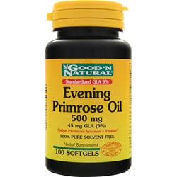 GOOD 'N NATURAL Evening Primrose Oil (500mg) 100 sgels