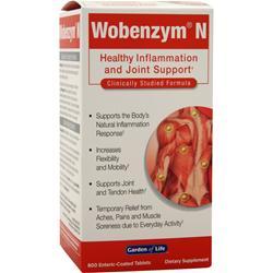 GARDEN OF LIFE Wobenzym N 800 tabs