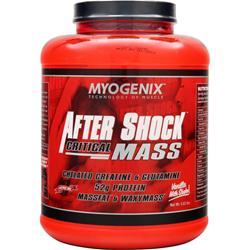 Myogenix After Shock Critical Mass Vanilla Milk Shake 5.62 lbs