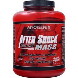 Myogenix After Shock Critical Mass Chocolate Milk Shake 5.62 lbs