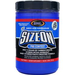 GASPARI NUTRITION SizeOn Pre-Contest Fruit Punch 1.62 lbs