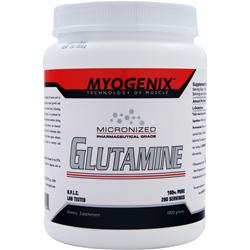 MYOGENIX Micronized Glutamine 1000 grams