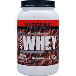 MYOGENIX MYO Whey Deluxe Smooth Chocolate 2 lbs